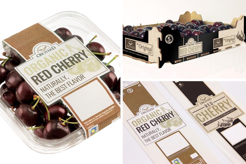 agencia publicidad packaging cerezas sinpalabras