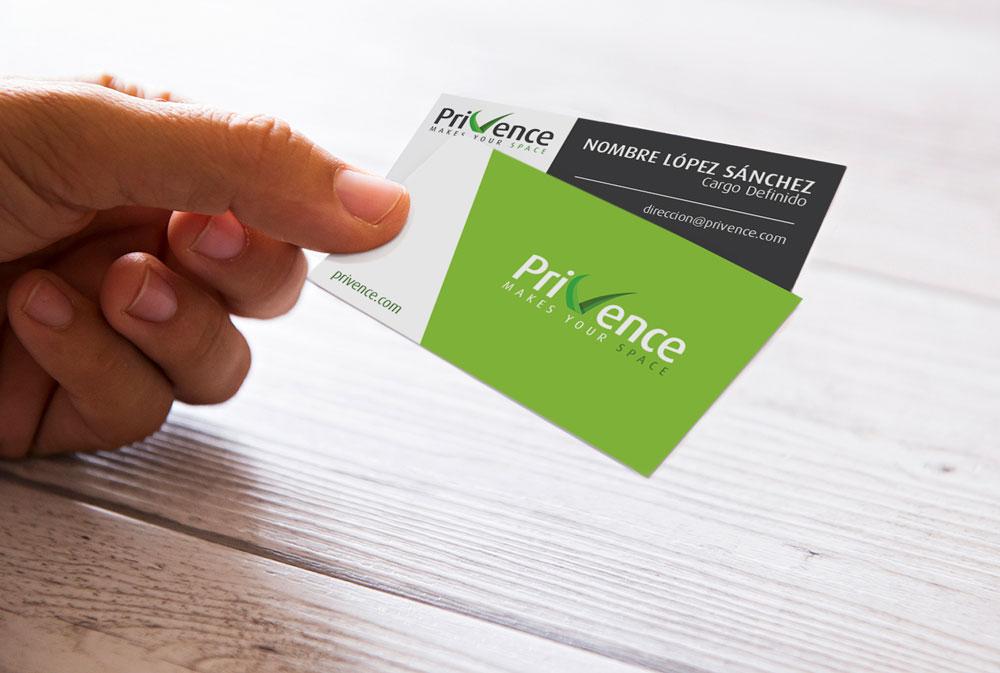 branding tarjetas de empresa SinPalabras