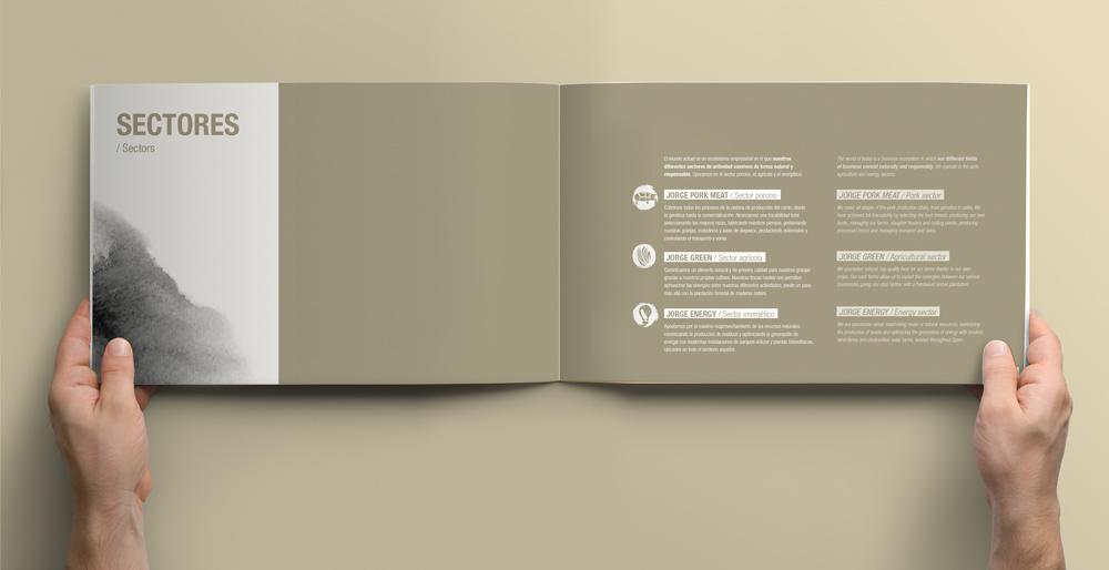 comunicación corporativa empresas catálogo Grupo Jorge SinPalabras