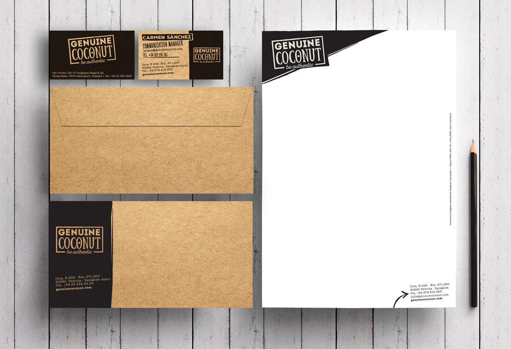 comunicación para empresas branding papelería SinPalabras
