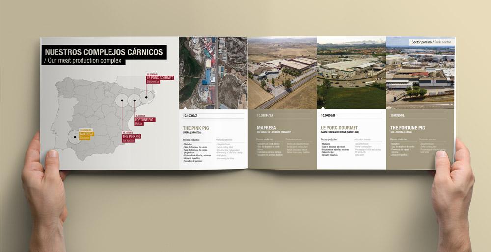 comunicación para empresas catálogo Grupo Jorge SinPalabras