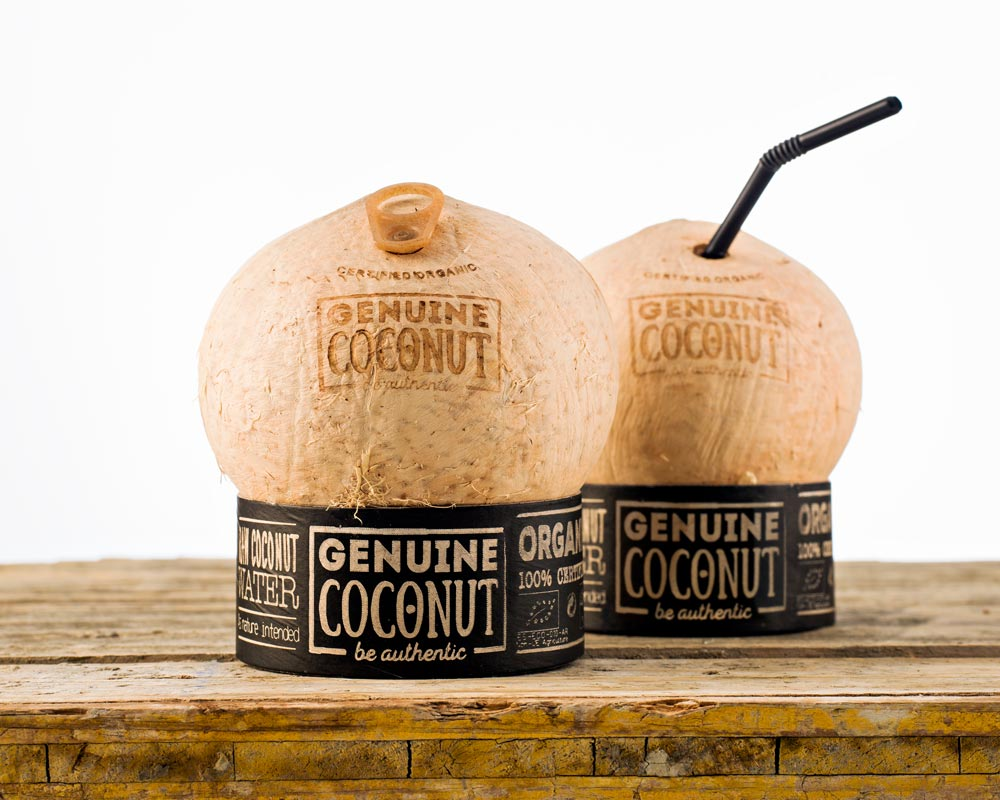 comunicación para empresas Genuine Coconut SinPalabras