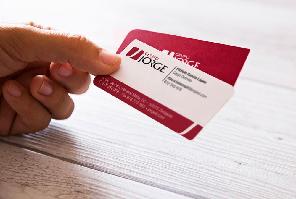 diseño corporativo branding empresas tarjeta SinPalabras