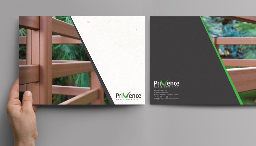diseño de catálogo de producto SinPalabras