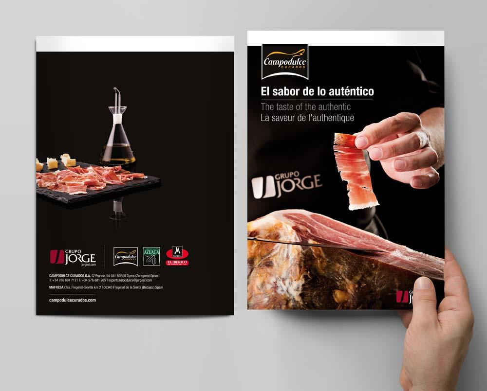 diseño de catálogos maquetación SinPalabras