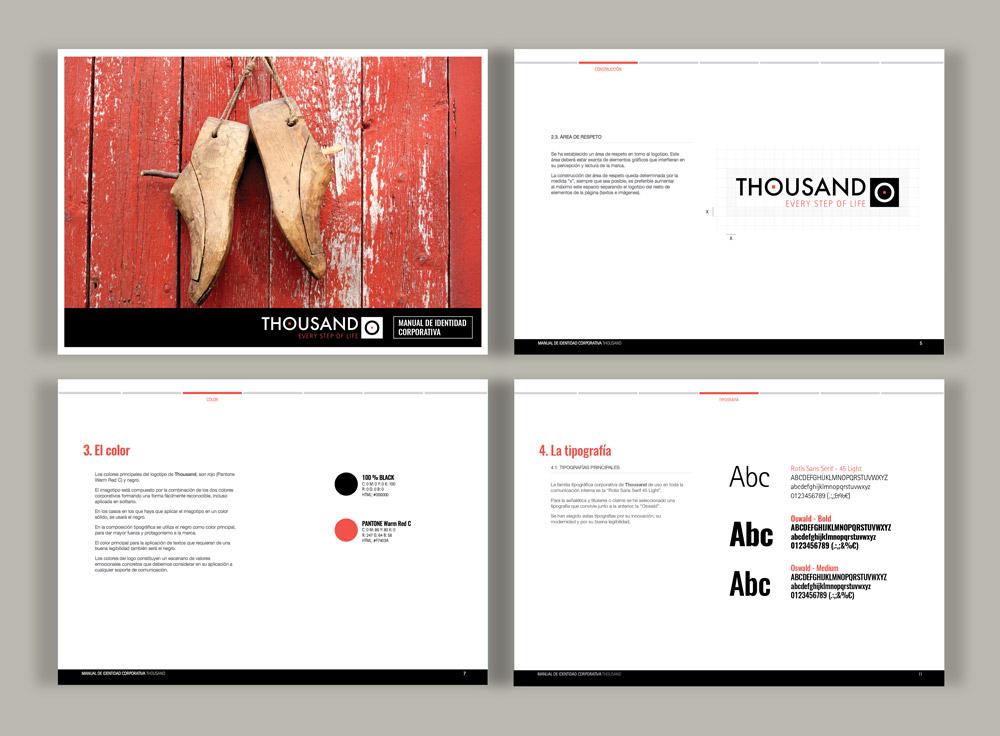 diseño identidad corporativa marca SinPalabras