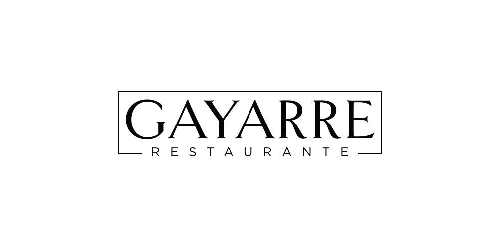 diseño logotipo restaurante hostelería SinPalabras