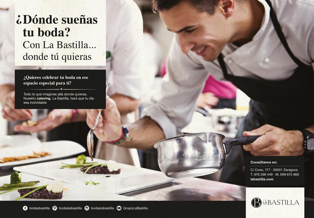 diseño publicidad hostelería Zaragoza SinPalabras
