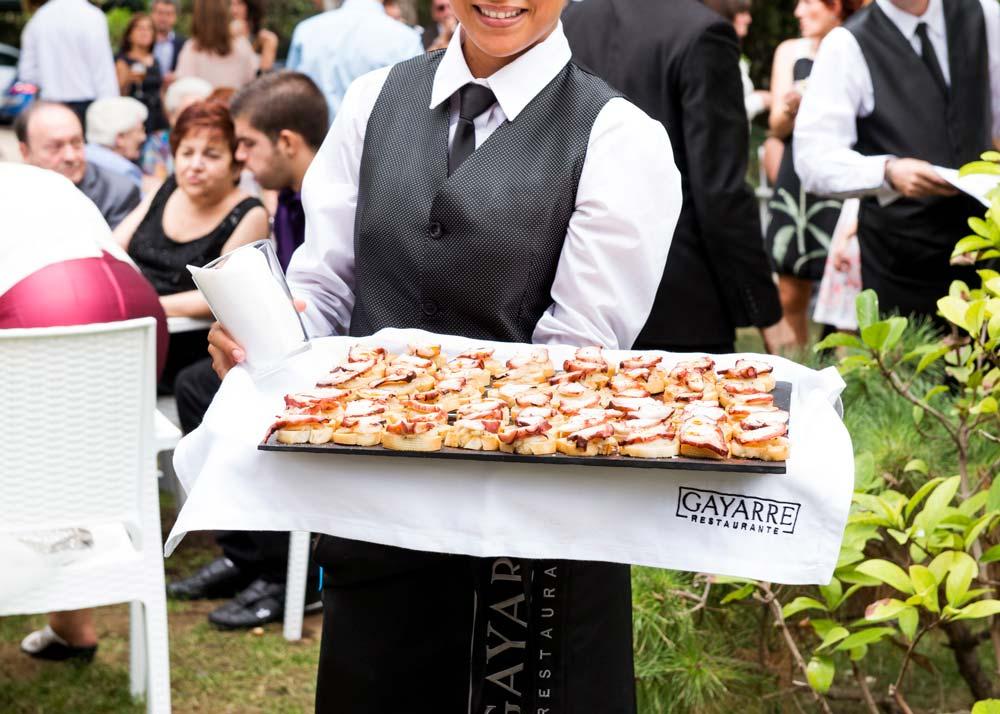 diseño vestuario restaurante SinPalabras