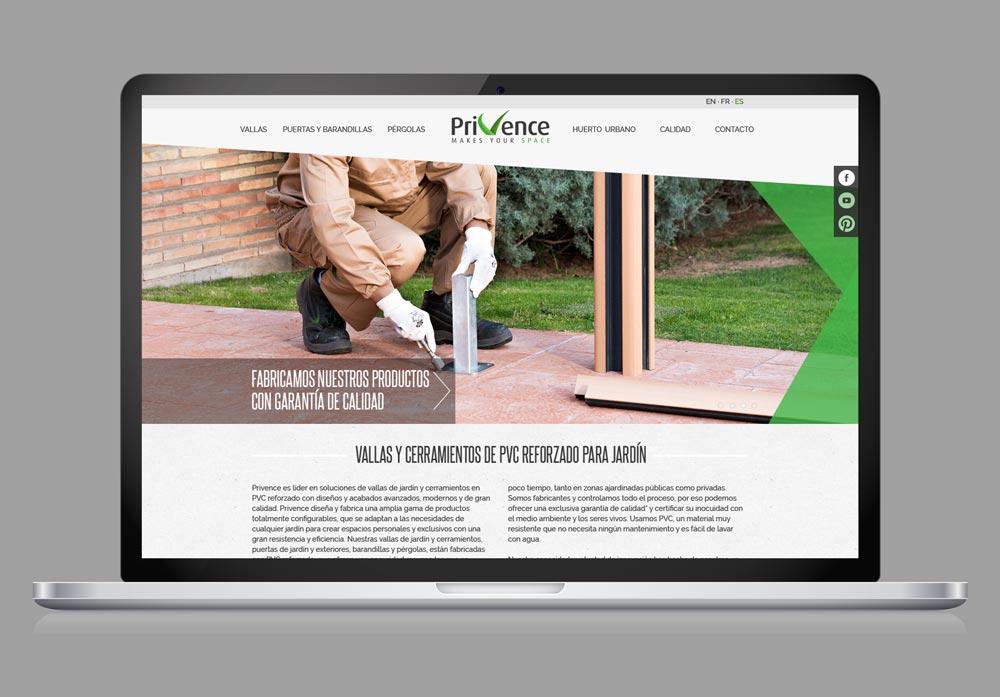 diseño web corporativo contenido web SinPalabras