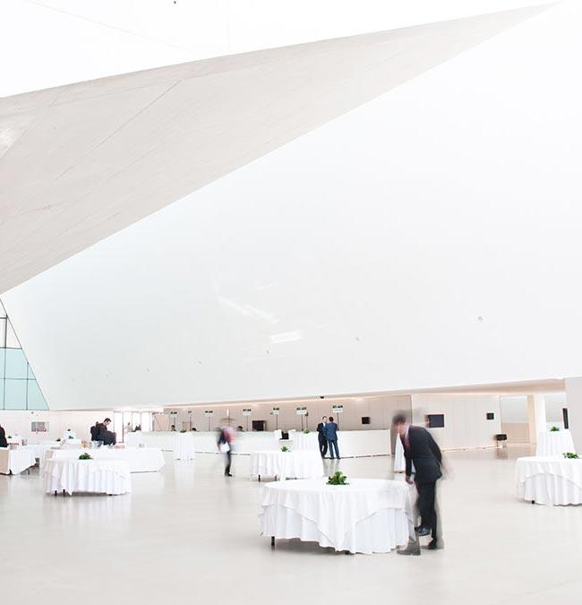 fotografía de instalaciones empresas SinPalabras