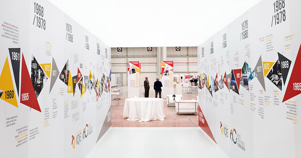 organización evento inauguración SinPalabras