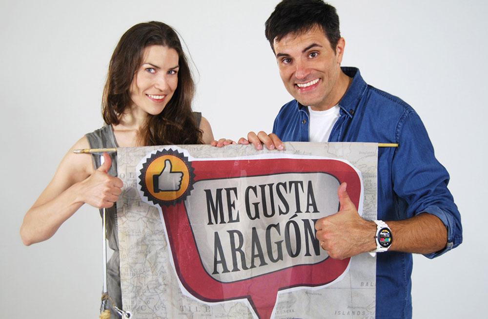 producción audiovisual Me Gusta Aragón TV SinPalabras