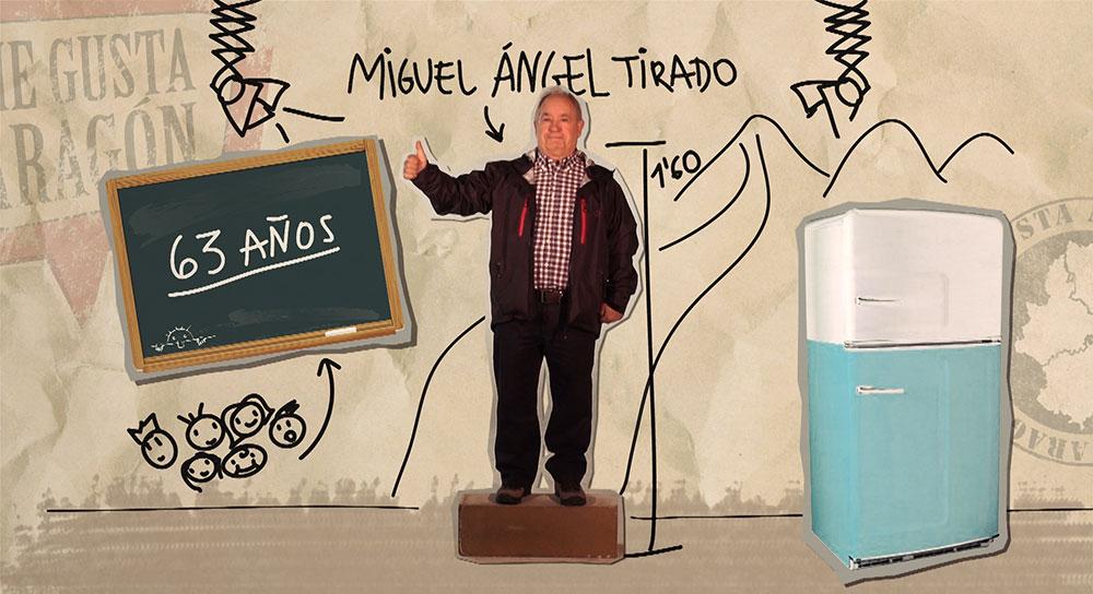 producción televisión Me gusta Aragón SinPalabras