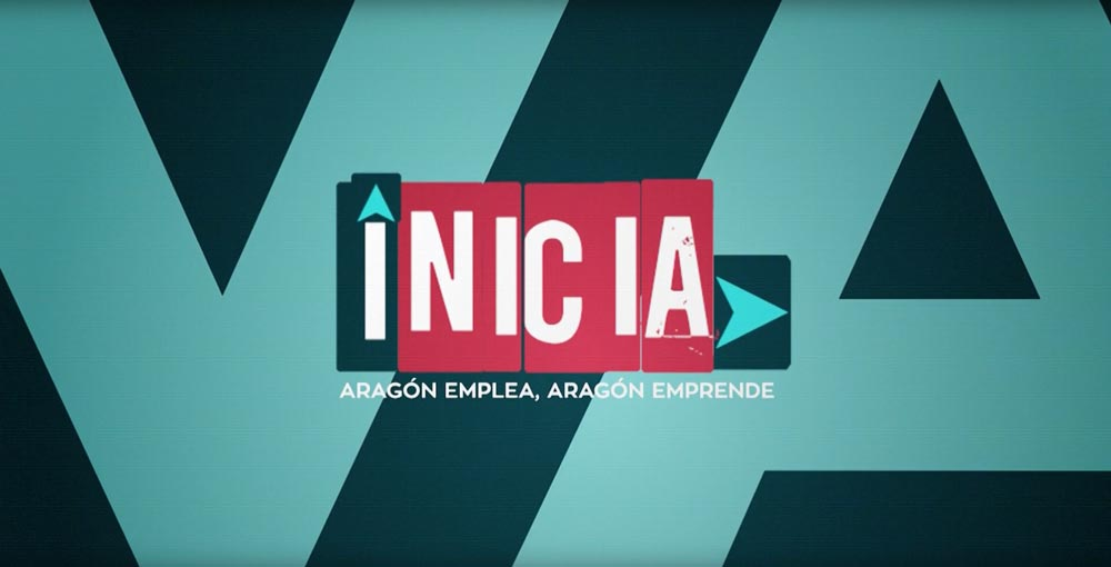 producción televisión programa Inicia Aragón SinPalabras