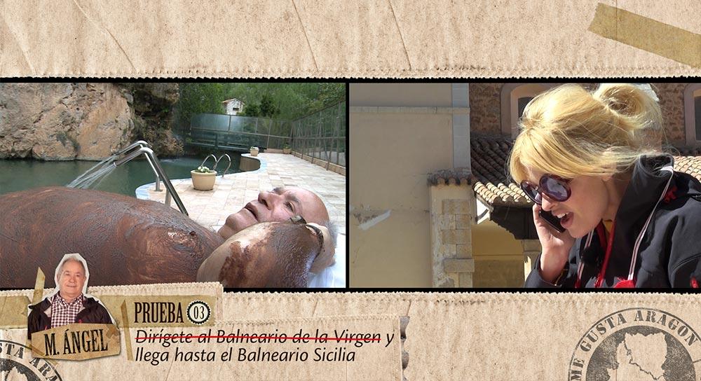 producción TV Me Gusta Aragón SinPalabras