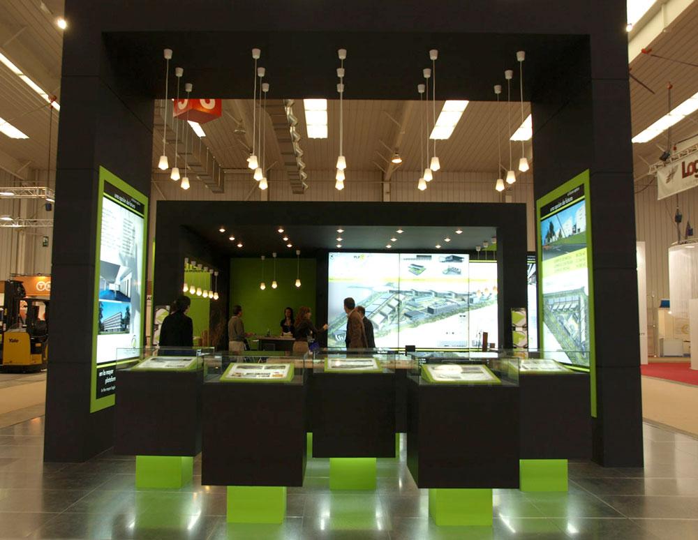 stands de diseño Zaragoza SinPalabras