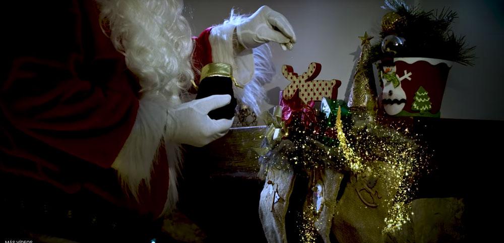 video campaña Navidad felicitación SinPalabras