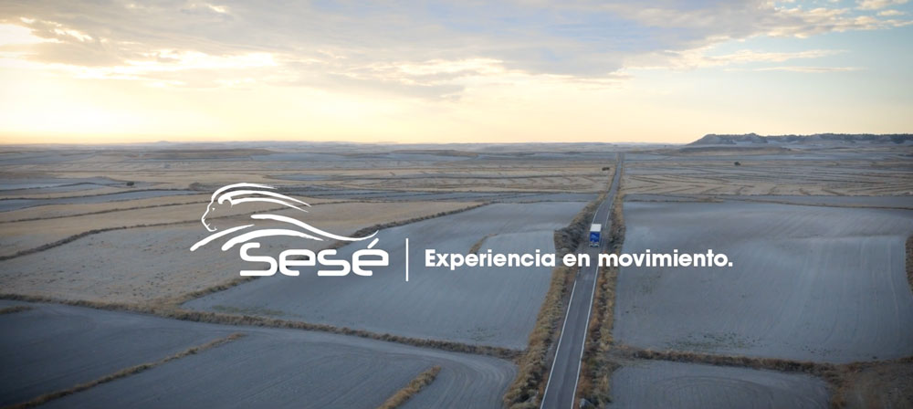 video corporativo Transportes Sesé SinPalabras