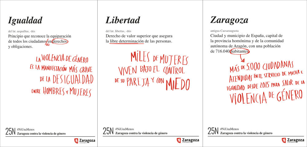 campana-sensibilizacion-contra-violencia-machista-carteles-feministas